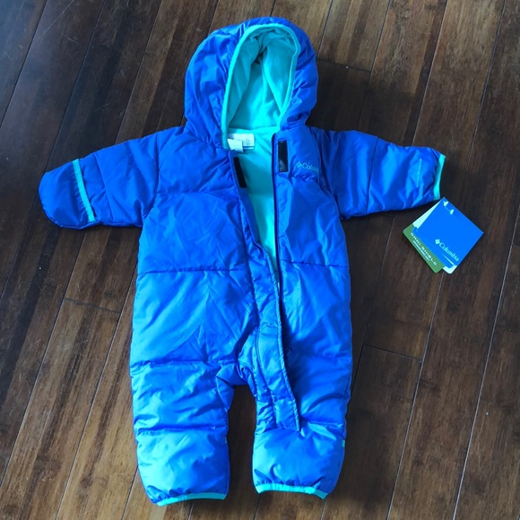 04a3d7eac Columbia One Pieces | Nwt Snow Bunting Suit | Poshmark